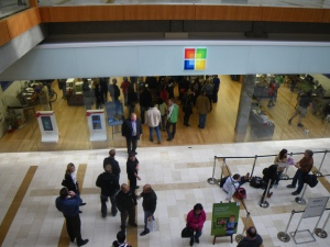 Microsoft Store at Bellevue Square Mall