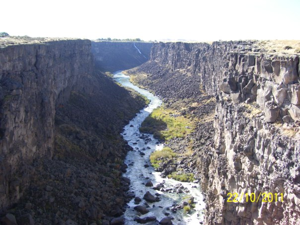 Malad Gorge, Oregon