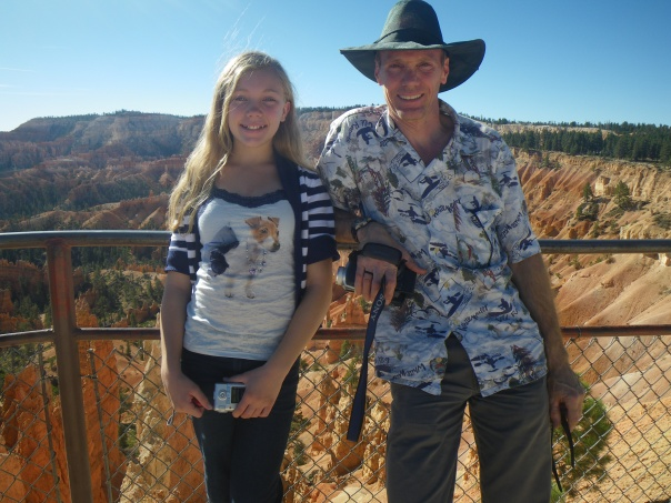 Visiting Bryce Canyon