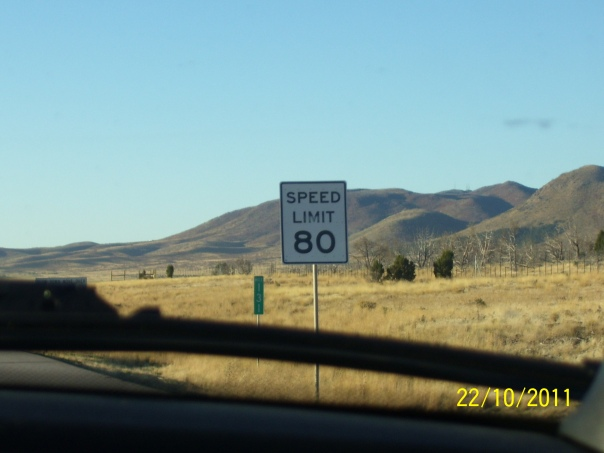 Utah speed limit 80
