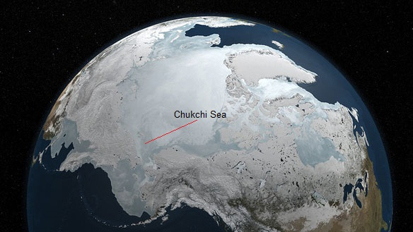 Area of Polar ice cap
